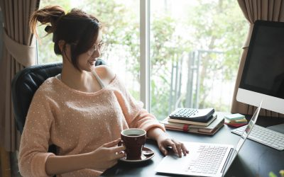 4 Ways to Improve Your Work From Home Productivity